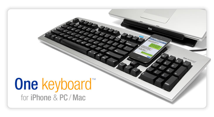 teclado compatible mac y pc