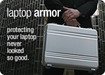 Laptop Armor - protecting your laptop never looked so good. From $99.