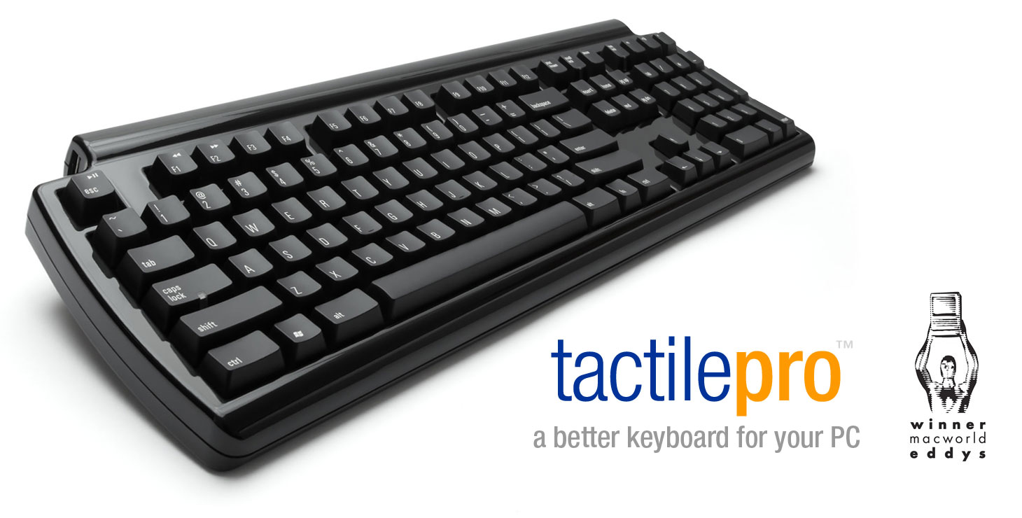 Matias Tactile Pro Keyboard Mouse Dell Usb Click For Larger Images