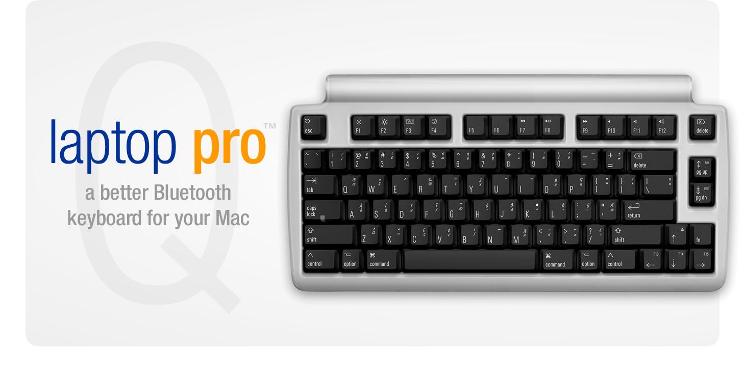 Matias Laptop Pro Keyboard For Mac